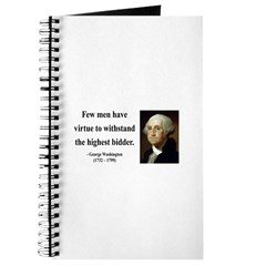 George Washington 11 Journal