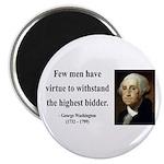 "George Washington 11 2.25"" Magnet (100 pack)"
