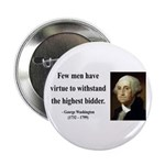 "George Washington 11 2.25"" Button (100 pack)"