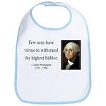 George Washington 11 Bib