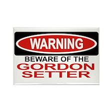 GORDON SETTER Rectangle Magnet (100 pack)