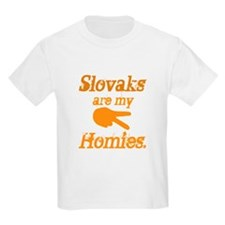 Slovaks are my Homies T-Shirt