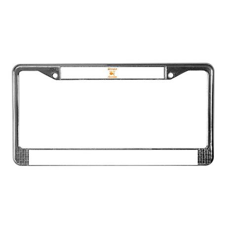 Slovaks are my Homies License Plate Frame