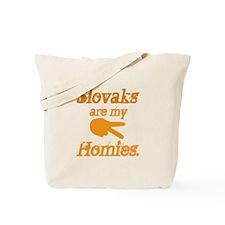 Slovaks are my Homies Tote Bag