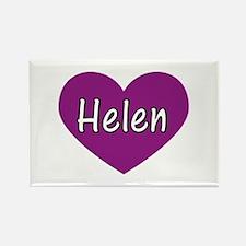 Helen Rectangle Magnet