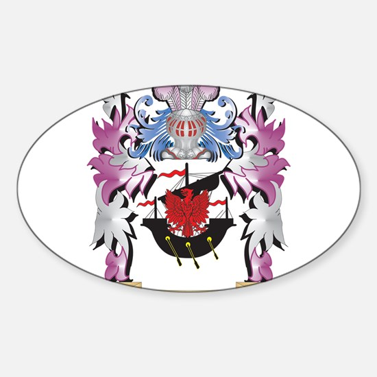 Mcdonald Coat of Arms - Family Crest Decal
