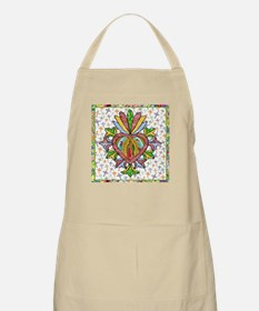 Virgin of Guadalupe Milagro BBQ Apron
