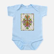 Virgin of Guadalupe Milagro Infant Bodysuit