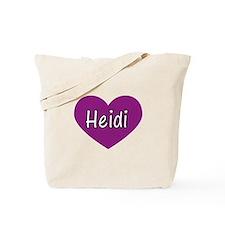 Heidi Tote Bag