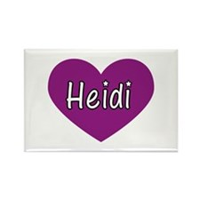 Heidi Rectangle Magnet