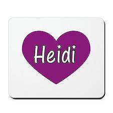 Heidi Mousepad