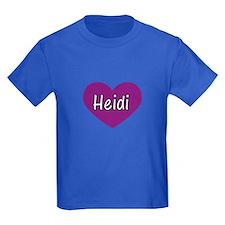 Heidi T