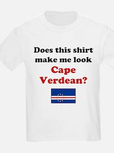 Make Me Look Cape Verdean T-Shirt