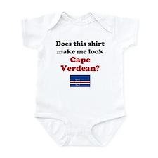 Make Me Look Cape Verdean Infant Bodysuit