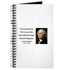 George Washington 15 Journal
