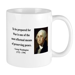George Washington 15 Mug