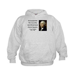 George Washington 15 Hoodie