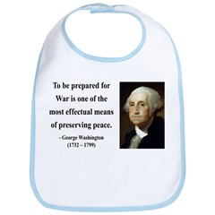 George Washington 15 Bib