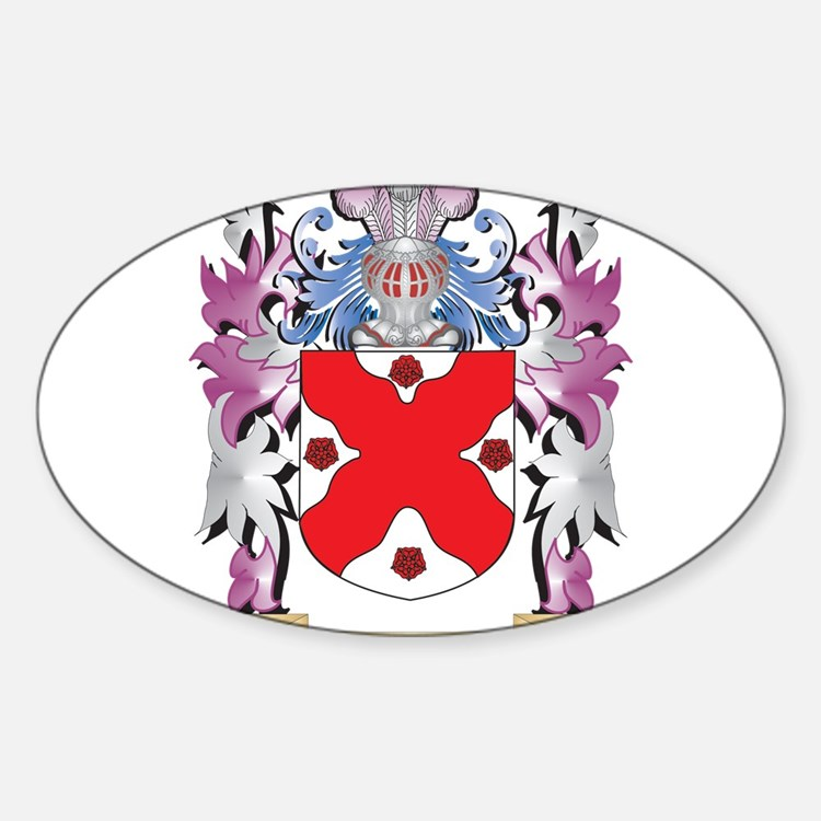 Mcfarlane Coat of Arms - Family Crest Decal