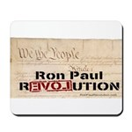 Ron Paul Preamble-C Mousepad
