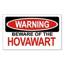 HOVAWART Rectangle Decal