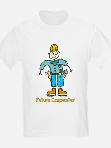 Future Carpenter (boy) T-Shirt