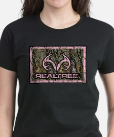 Pink Real Tree T-Shirt