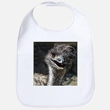 Helaine's Emu Bib