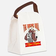 Unique Darren Canvas Lunch Bag
