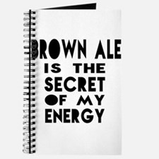 Brown Ale is the secret of my energy Journal