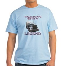 Trucking With A Legend T-Shirt