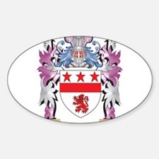 Mcgraw Coat of Arms - Family Crest Decal
