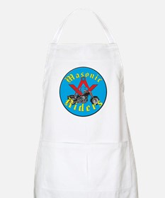 Masons who ride BBQ Apron