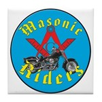 Masons who ride Tile Coaster