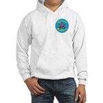 Masons who ride Hooded Sweatshirt