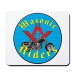 Masons who ride Mousepad