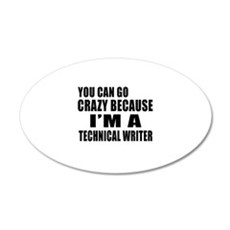 I Am Technical writer Wall Decal