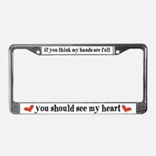 Family Licence Plate Frames Family License Plate Covers