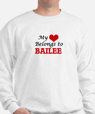 My heart belongs to Bailee Sweater