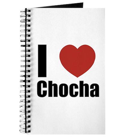 i love chocha! who doesn't? Journal
