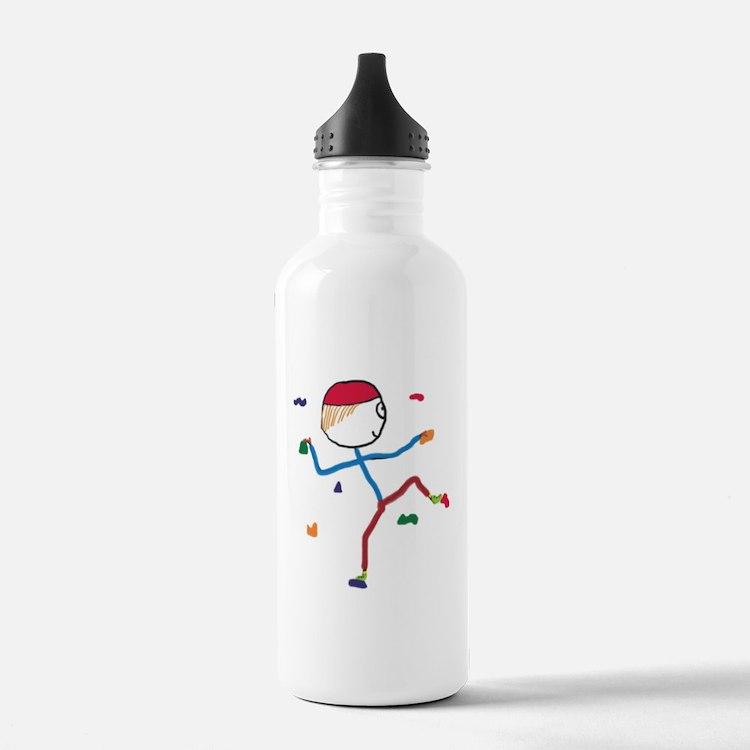 Indoor Climbing Water Bottle