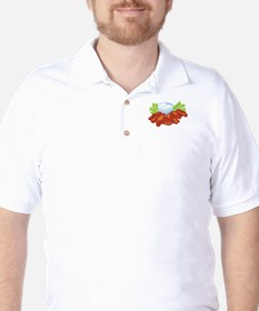 Buffalo Wings Golf Shirt