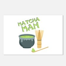 Matcha Man Tea Postcards (Package of 8)