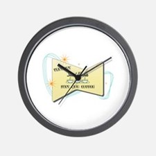 Instant Social Worker Wall Clock