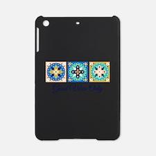 Good Vibes Border iPad Mini Case