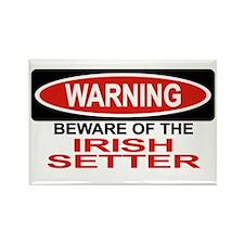 IRISH SETTER Rectangle Magnet (100 pack)