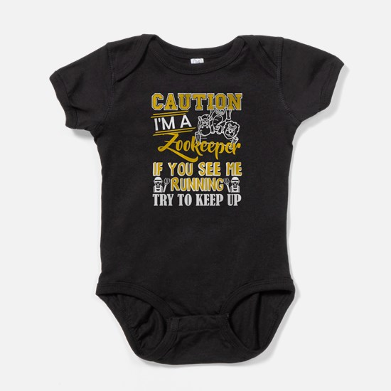 I'm A Zookeeper Baby Bodysuit