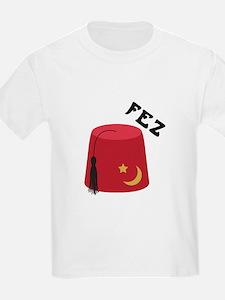 Fez Hat T-Shirt
