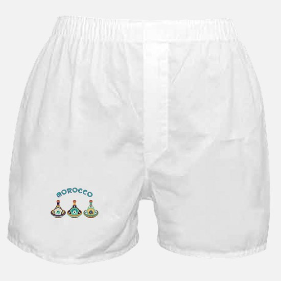 Morocco Tagines Boxer Shorts