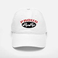 Proud PapPap Baseball Baseball Cap
